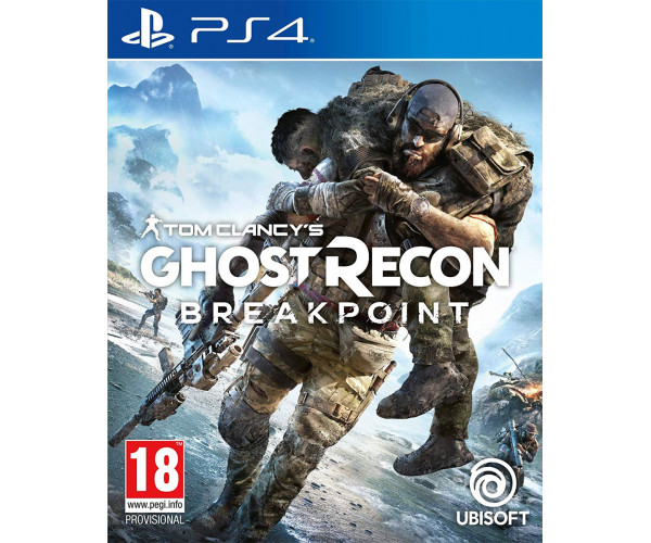 TOM CLANCY'S GHOST RECON BREAKPOINT - PS4 GAME