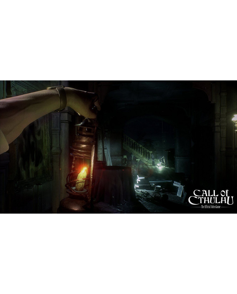 CALL OF CTHULHU - PS4 GAME