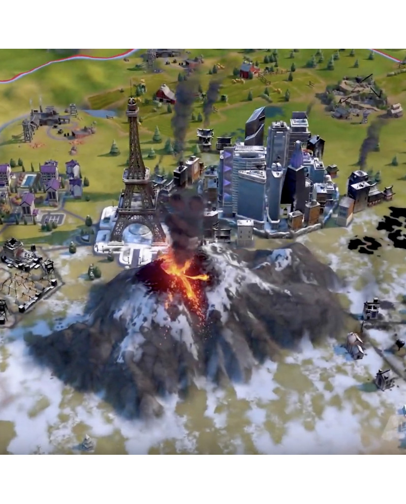 CIVILIZATION VI - PS4 NEW GAME