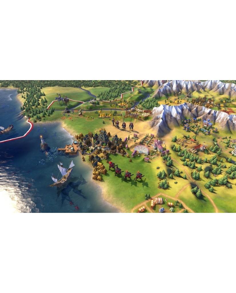 CIVILIZATION VI - PS4 NEW GAME