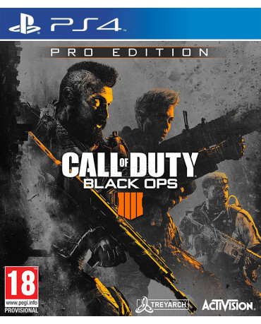 CALL OF DUTY BLACK OPS 4 PRO EDITION - PS4 NEW GAME