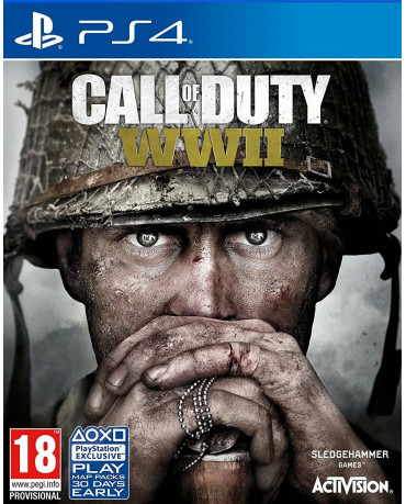 CALL OF DUTY WWII METAX. - PS4 GAME