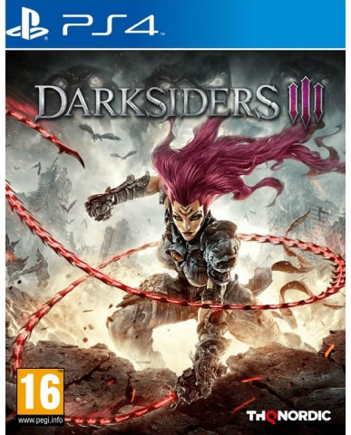 DARKSIDERS III - PS4 GAME
