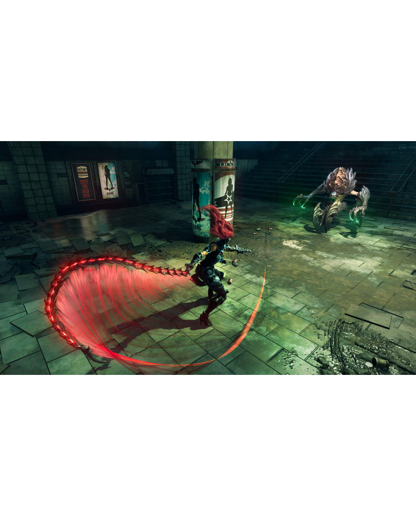 DARKSIDERS III - PS4 GAME