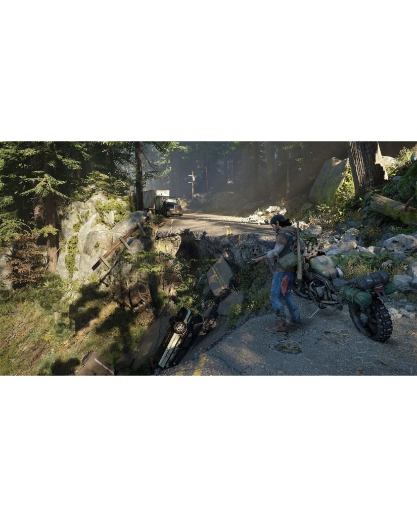 DAYS GONE ΠΕΡΙΛΑΜΒΑΝΕΙ ΕΛΛΗΝΙΚΑ - PS4 NEW GAME