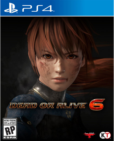 DEAD OR ALIVE 6 - PS4 NEW GAME