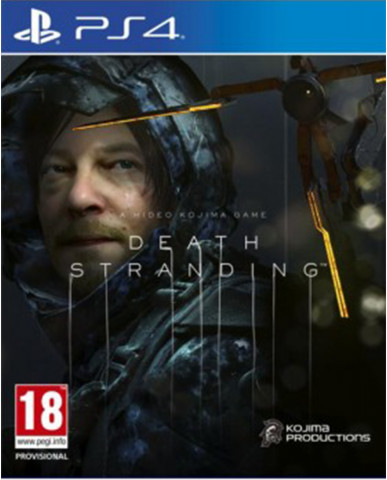 DEATH STRANDING ΠΕΡΙΛΑΜΒΑΝΕΙ ΕΛΛΗΝΙΚΑ - PS4 NEW GAME