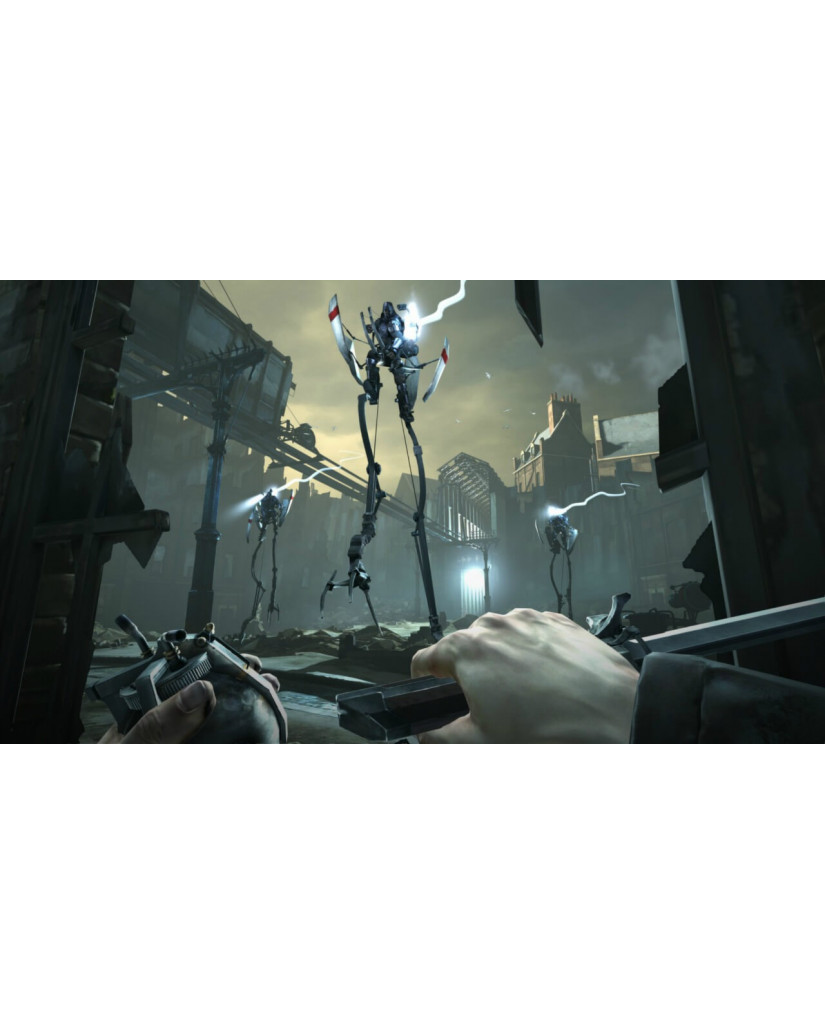DISHONORED DEATH OF THE OUTSIDER - PS4 GAME