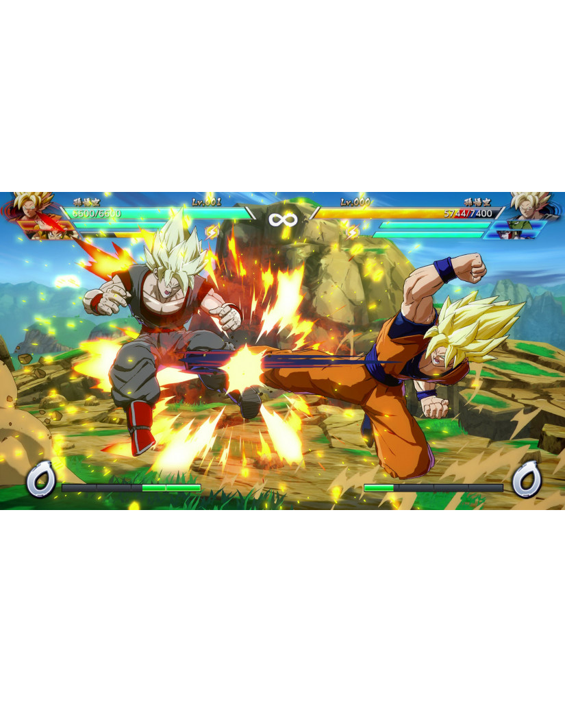 DRAGON BALL FIGHTERZ - PS4 GAME