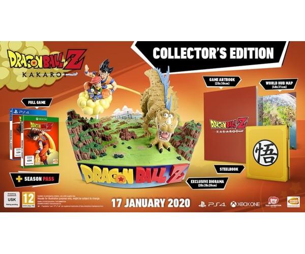 DRAGON BALL Z : KAKAROT COLLECTOR'S EDITION - PS4 GAME