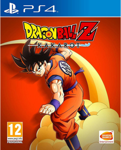 DRAGON BALL Z : KAKAROT - PS4 GAME