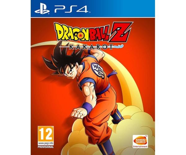 DRAGON BALL Z : KAKAROT - PS4 GAME