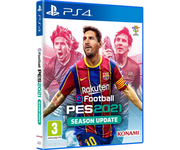 eFootball PES 2021 SEASON UPDATE BONUS (ΕΛΛΗΝΙΚΟ) ΣΥΜΒΑΤΟ ΚΑΙ ΜΕ PS5 - PS4 NEW GAME