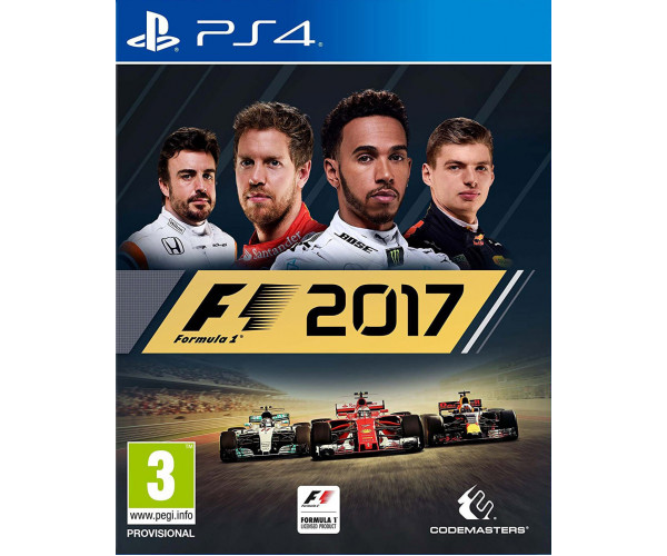 F1 2017 – PS4 GAME