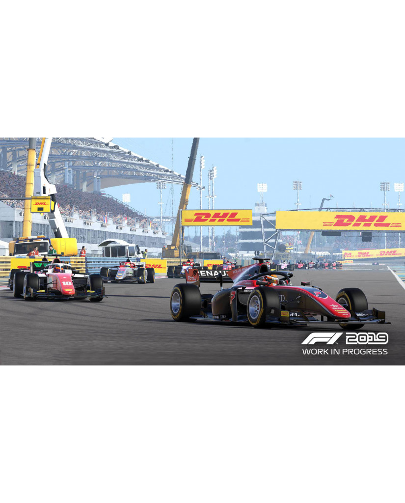 F1 2019 - PS4 NEW GAME