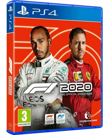 F1 2020 - PS4 NEW GAME