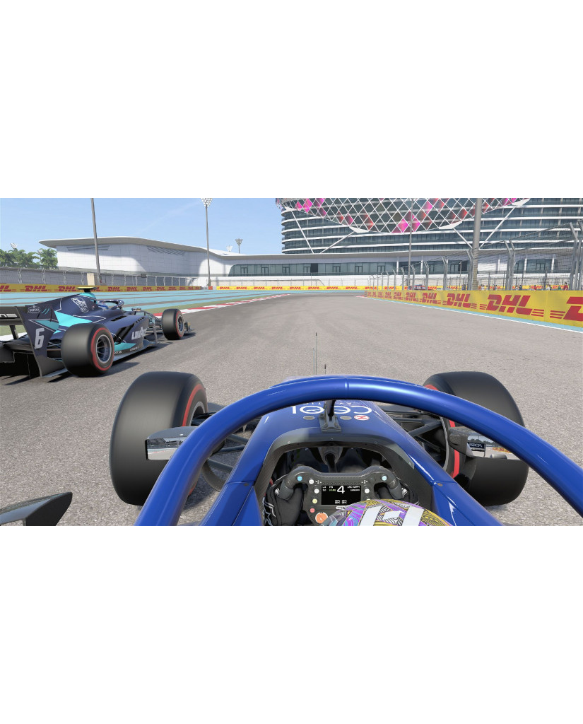 F1 2021 - PS4 NEW GAME