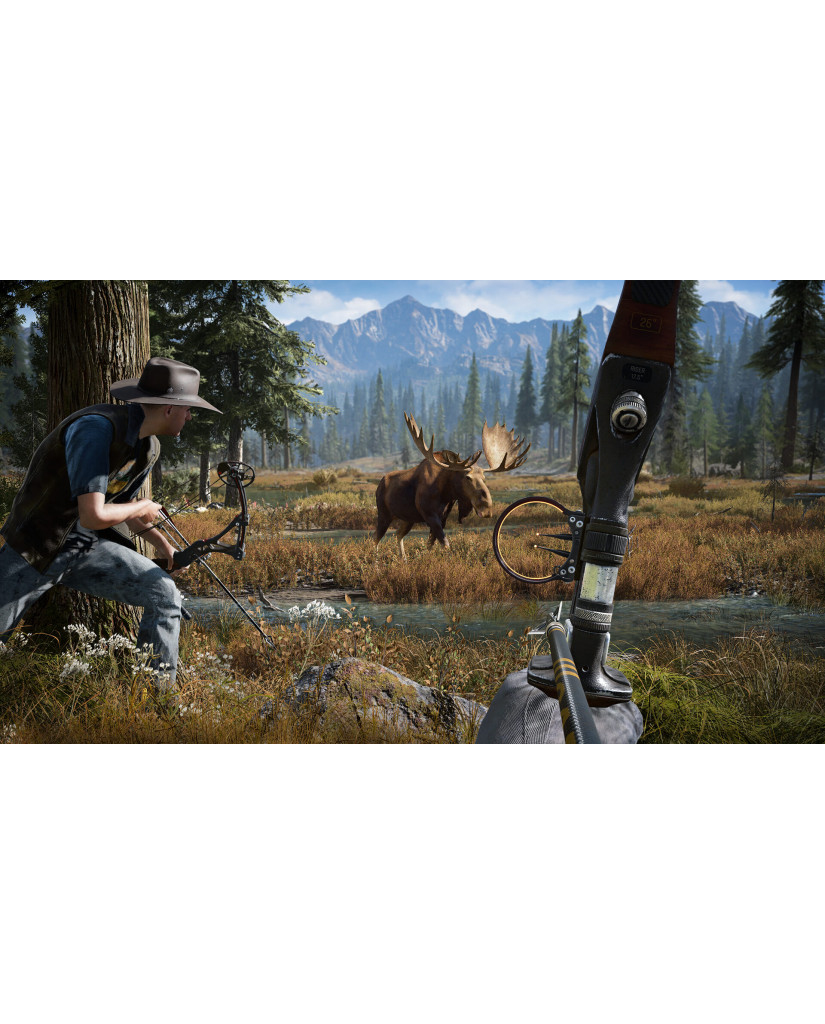 FAR CRY 5 GOLD EDITION - PS4 GAME