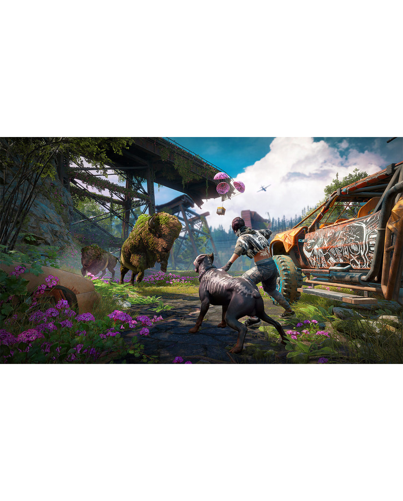 FAR CRY NEW DAWN - PS4 NEW GAME