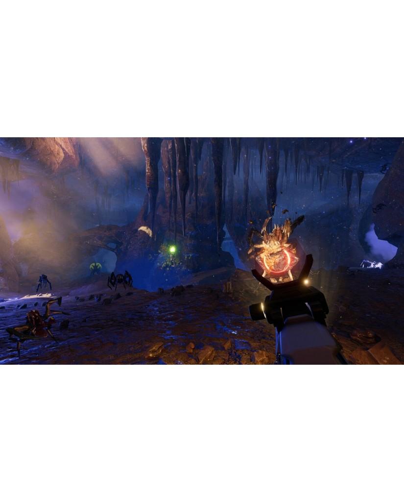 FARPOINT + ΔΩΡΟ ΘΗΚΗ ΣΙΛΙΚΟΝΗΣ PS4 ΧΕΙΡΙΣΤΗΡΙΟΥ - PS4/PSVR GAME