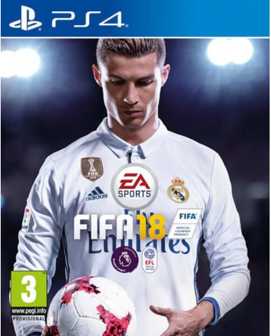 FIFA 18 - PS4 NEW GAME
