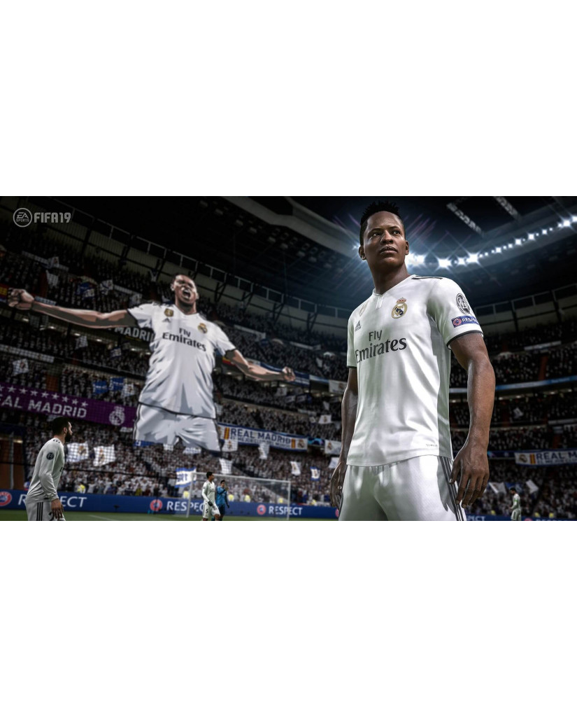 FIFA 19 CHAMPIONS EDITION - PS4 NEW GAME
