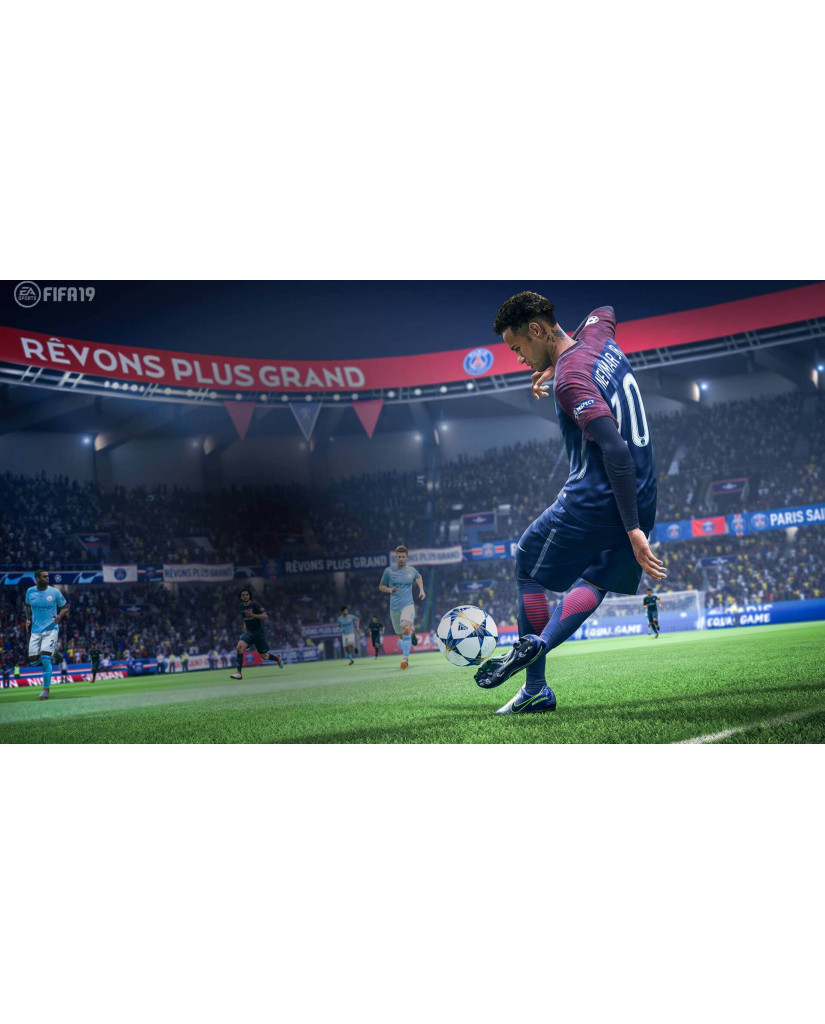 FIFA 19 CHAMPIONS EDITION - XBOX ONE NEW GAME