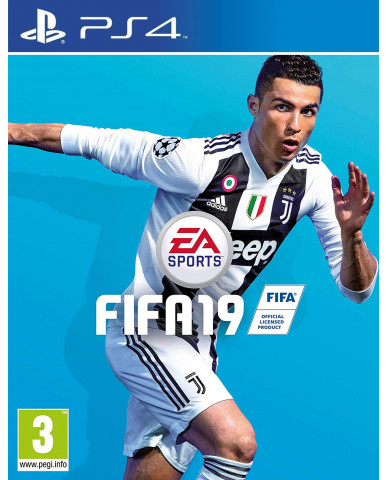 FIFA 19 - PS4 NEW GAME