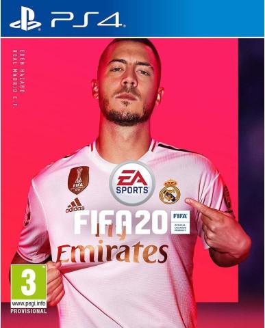 FIFA 20 + ΔΩΡΟ ΑΓΑΛΜΑΤΑΚΙ NEYMAR JR - PS4 NEW GAME