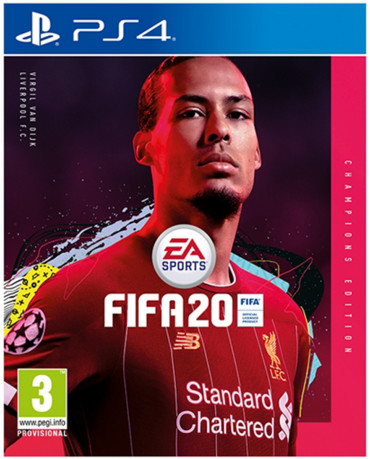 FIFA 20 CHAMPIONS EDITION - PS4 NEW GAME