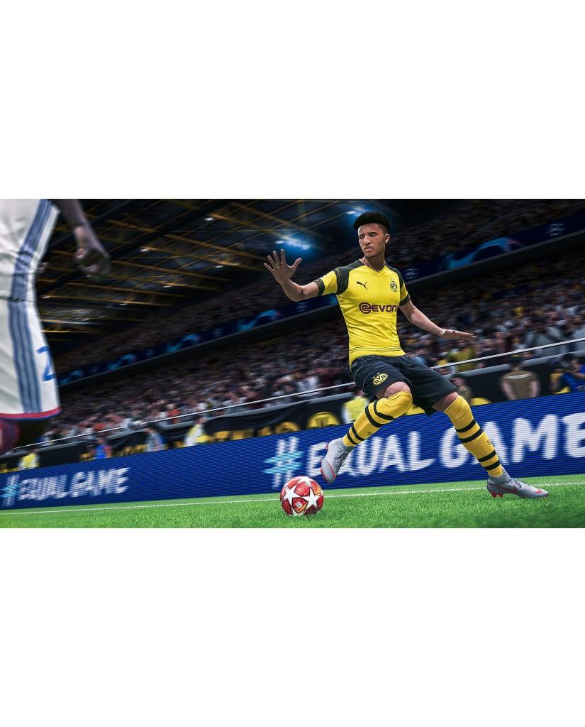 Sony PlayStation 4 - 1TB Slim Black + FIFA 20 + FIFA 20 VOUCHER CODE + Δώρο Playstation Plus 14 Days