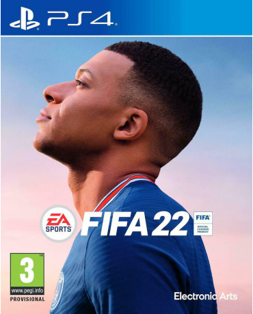 FIFA 22 - PS4 NEW GAME