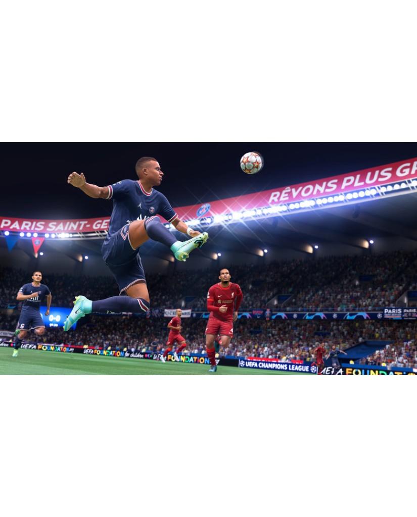 FIFA 22 LEGACY EDITION + ΑΓΑΛΜΑΤΑΚΙ LIONEL MESSI - SWITCH GAME