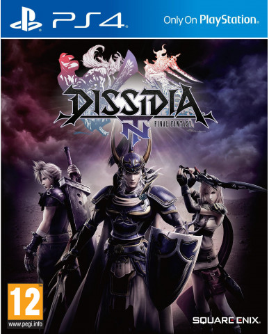 FINAL FANTASY NT DISSIDIA – PS4 GAME