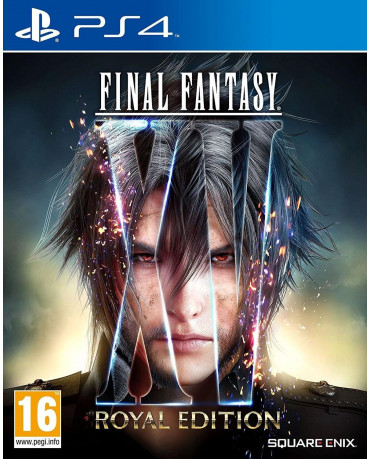 FINAL FANTASY XV ROYAL EDITION – PS4 GAME
