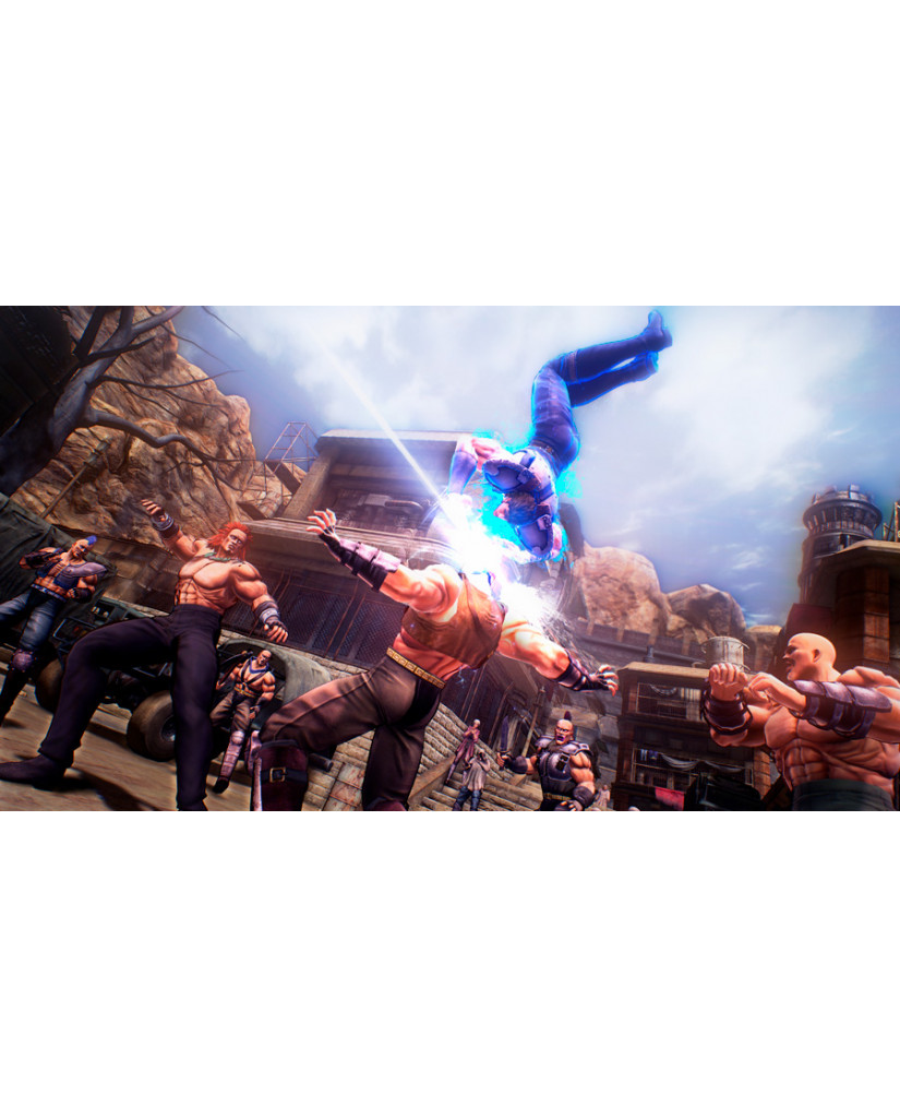 FIST OF THE NORTH STAR : LOST PARADISE - PS4 NEW GAME