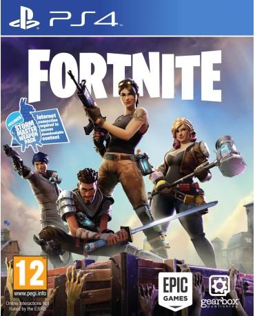 FORTNITE (KEY FOR DIGITAL DOWNLOAD) - PS4 GAME