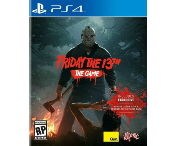 FRIDAY THE 13TH: THE GAME - PS4 GAME