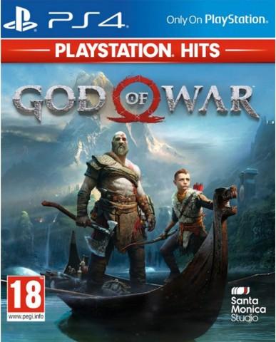 GOD OF WAR (HITS) ΠΕΡΙΛΑΜΒΑΝΕΙ ΕΛΛΗΝΙΚΑ - PS4 GAME