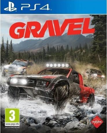 GRAVEL ΠΕΡΙΛΑΜΒΑΝΕΙ ΕΛΛΗΝΙΚΑ - PS4 GAME