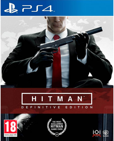 HITMAN DEFINITIVE EDITION - PS4 GAME