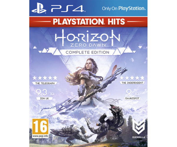 HORIZON ZERO DAWN COMPLETE EDITION (PLAYSTATION HITS) - PS4 GAME