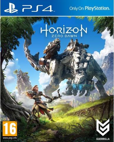 HORIZON ZERO DAWN - PS4 GAME
