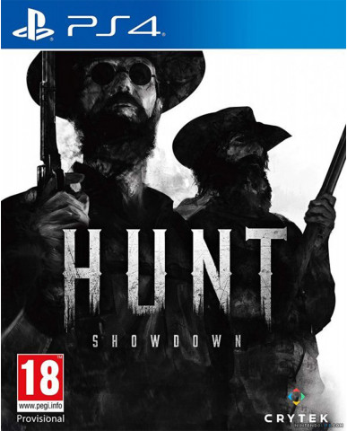HUNT: SHOWDOWN - PS4 NEW GAME
