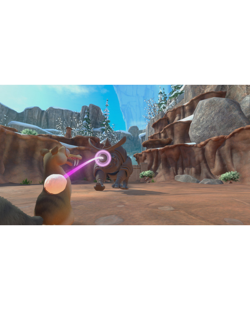 ICE AGE SCRAT'S NUTTY ADVENTURE - PS4 NEW GAME