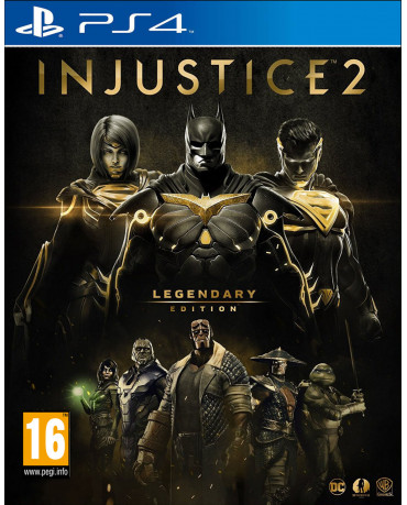 INJUSTICE 2 LEGENDARY EDITION – PS4 GAME
