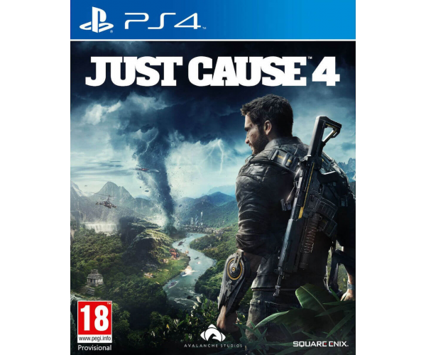 JUST CAUSE 4 - PS4 NEW GAME