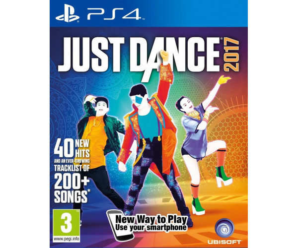 JUST DANCE 2017 - PS4 GAME