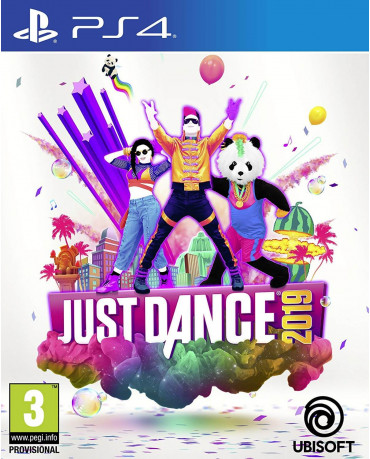 JUST DANCE 2019 - PS4 GAME