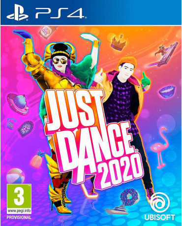 JUST DANCE 2020 - PS4 NEW GAME
